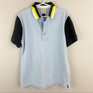 Armani Junior • Blue Polo